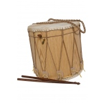 "Early Music Shop EMS Medieval Drum 13""x13"""