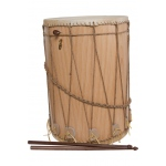 "Early Music Shop EMS Medieval Drum 13""x19"""