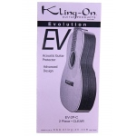 Kling-On Acoustic Guitar Protector Clear 2-Piece