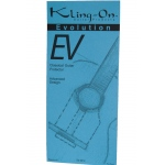 Kling-On Classical Guitar Protector Clear 3-Piece