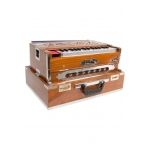 banjira Banjira Pro Yoga Harmonium with Coupler and Scale Changer Bb2-G5, Blemished