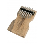 DOBANI 8-Key Flat Kalimba - Natural