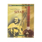 Pankaj Learn to Play On Sitar Book by Ram Avtar Vir