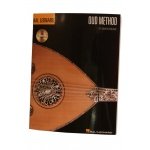 Hal Leonard Oud Method book and CD by J Bilezikjian