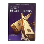 Unicorn Strings Music Company It's Easy To Play The Bowed Psaltery DVD