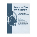 Roosebeck Learn to Play the Bagpipe Book by R T Shepherd