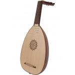 Roosebeck Deluxe 7-Course Lute Sheesham * Blemished