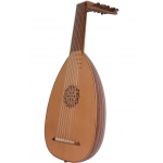 Roosebeck Deluxe 8-Course Lute Sheesham & Canadian Cedar