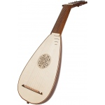 Roosebeck 8-Course Travel Lute