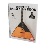 Mel Bay's Complete Balalaika Book with Online Audio