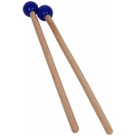 Idiopan 7-Inch Mallets with .75-Inch Ball - Pair - Blue