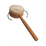 DOBANI Monkey Drum w/ Handle 3.25""