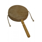 DOBANI Monkey Drum w/ Handle 8""