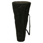 "Mid-East Gig Bag for Standing Drum 14""x40"" - Black"