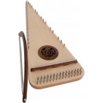 Roosebeck Alto Rounded Psaltery Left-Handed * Blemished