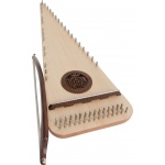 Roosebeck Alto Rounded Psaltery Right-Handed * Blemished
