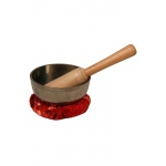 "DOBANI Singing Bowl 4.5"" Black"