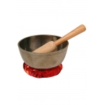 "DOBANI Singing Bowl 5.75"" Black"