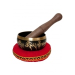 "DOBANI Decorated Singing Bowl 3.5"" * Blemished-Buddha"