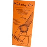 Kling-On Suction-Cup Protector Clear 2-Piece