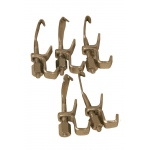Mid-East Tambourine Tuning Bolts 5-Pack