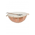"banjira Copper Tasha Kettledrum 16"" *OUT OF ROUND"