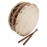 Early Music Shop EMS Tabor Drum w/ Sticks 9""