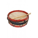 Roosebeck Tabor Drum w/ Sticks 10""