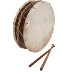 Early Music Shop EMS Tabor Drum w/ Sticks 12""