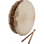 Early Music Shop EMS Tabor Drum w/ Sticks 14""