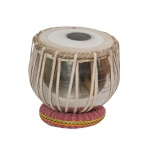 Sajid Pro Brass Bayan Tabla - Bayan Only