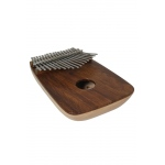 DOBANI 17-Key Thumb Piano w/ Rounded Back