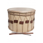 Mid-East Rope Tuned Tupan Drum 20""