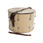 Mid-East Bolt Tuned Tupan Drum 20""
