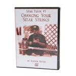 Changing Your Sitar Strings DVD by A Batish