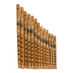 Nabi & Sons Bamboo Whistle Set 13-Piece
