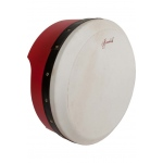 Roosebeck Tunable Ply Bodhran 13''X5'' - Red