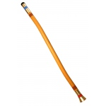 DOBANI Hand Painted PVC Didgeridoo - Colored Bands
