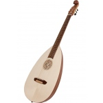 Roosebeck Lute-Guitar, Steel, Var, Grs PROP-AS IS