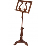 Early Music Shop EMS Single Tray King Albert Music Stand