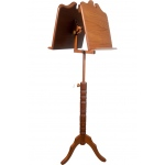 Roosebeck Double Tray Boston Music Stand - Red Cedar