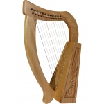 Roosebeck Baby Harp™ 12-String, Lacewood