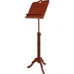 Roosebeck Double Shelf Boston Music Stand - Red Cedar