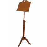 Roosebeck Single Tray Boston Music Stand - Red Cedar