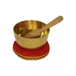DOBANI Bronze Singing Bowl 4.5""